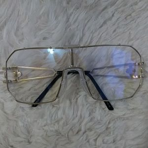 Accessories - Brand new clear lens sunglasses